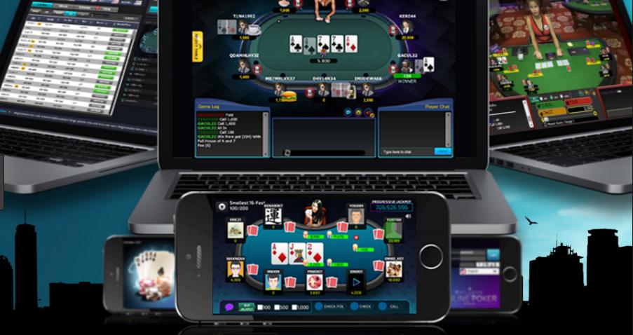 judi poker online dengan uang asli